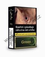 Golden Pipe - Green (Máta), 50g