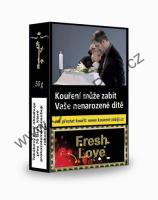 Golden Pipe - Fresh Love (Svěží marakuja, malina, rybíz),5x10g
