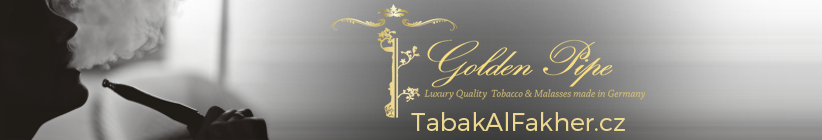 Tabák Golden Pipe